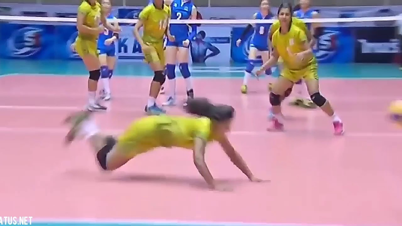 Indian Volleyball Player Whatsapp Status Disha Cute Tamil Status Lucka Matikichu Youtube