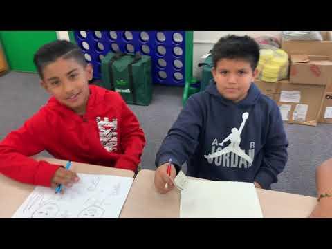 Wild Art at Eucalyptus Elementary School 2018, Hawthorne, CA