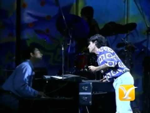 Sergio Dalma, Bailar Pegados - Esa Chica Es Mía, Festival De Viña 1993