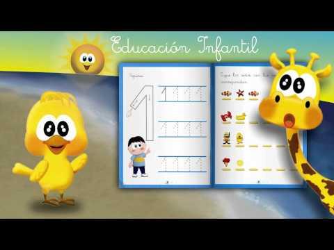 cuaderno-de-educación-infantil-para-niños-de-3-y-4-años:-grafomotricidad-números.