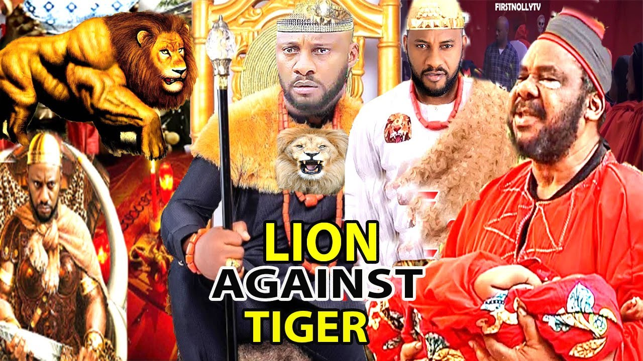Download LION AGAINST TIGER complete full movie part1&2 (NEW MOVIE ) YULL EDOCHIE 2021 LATESTMOVIE NOLLYMAXTV