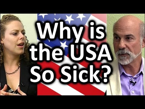 Comparison of the healthcare systems in Canada and the United States