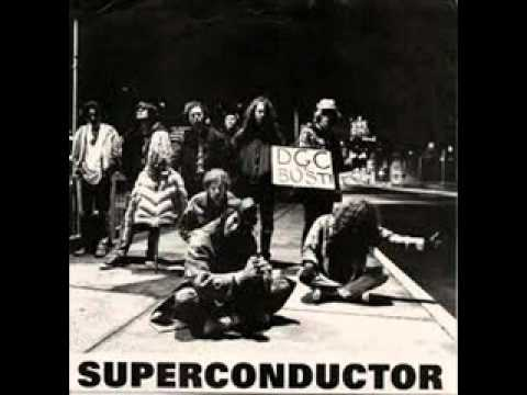 Superconductor - Shaved Temple