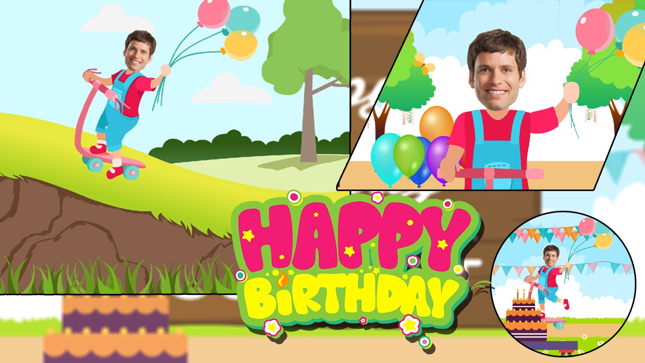 After Effect Birthday Template   Birthday Templates   After ...