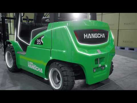XC Series Electric Forklift with New Energy