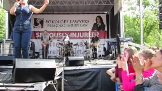 Aryana sayeed concert in toronto Aug 2014