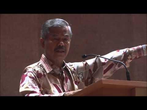 Ucapan Yang Arif Datuk Mohd Noor Abdullah (Bekas Hakim Mahkamah Rayuan)
