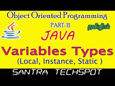 #11-|-java-beginners-tutorial-in-tamil-|-types-of-variables-|-local-|-static-|-instance