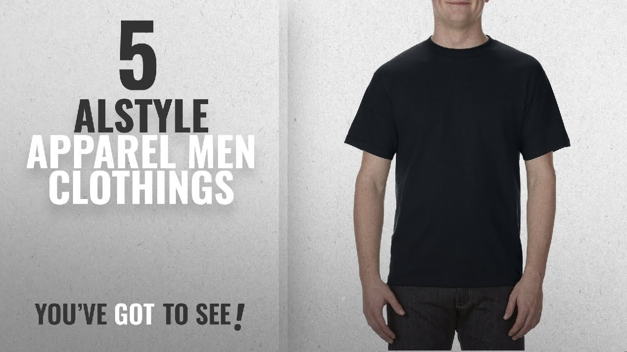 be4384c2 Top 10 Alstyle Apparel Men Clothings [ Winter 2018 ]: Alstyle ...