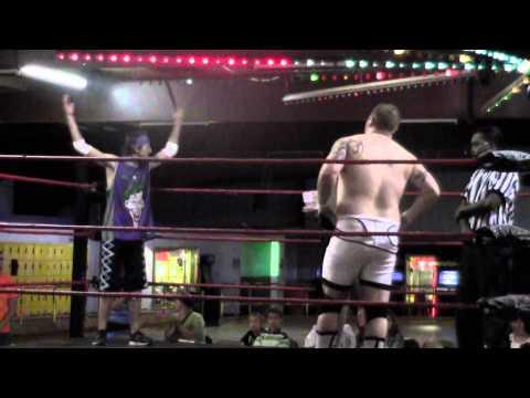 9/22/2013, UWA Logan Pagel vs Steven Hillard