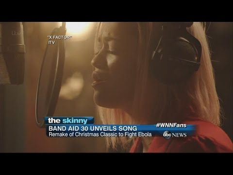 SKINNY: Band Aid 30 Unveils Song