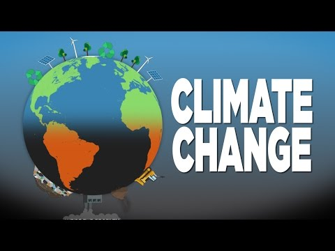 Climate Change - We are the PROBLEM & the SOLUTION (Animated Infographic)