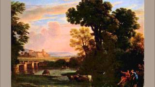 Johann Melchior Molter:  Concerto pastorale (New Berlin Chamber Orchestra)