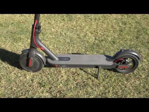 Электросамокат Xiaomi Mijia Electric Scooter. часть 2