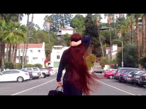 Sarah Goldberg  super long hair, red hair, your favorite ;