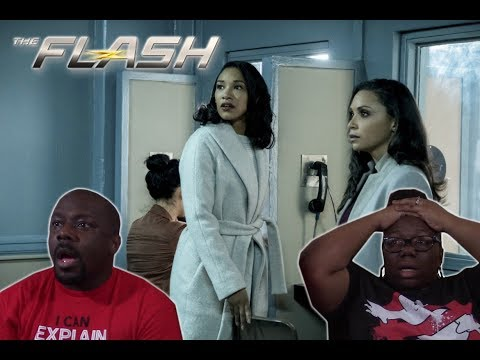 The Flash 4x13 REACTION!! {True Colors}