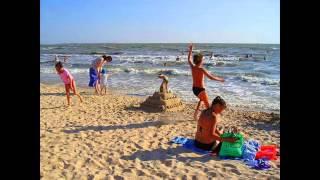 Отдыхать в Ейск на Азовское море. Центральный пляж