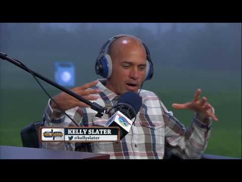 Kelly Slater on The Dan Patrick Show (Full Interview) 2/10/17