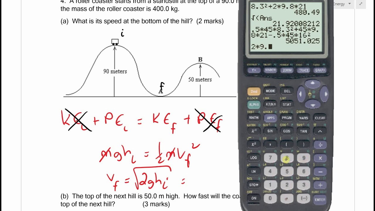 Physics 11 Final Exam Review Part 1 - YouTube