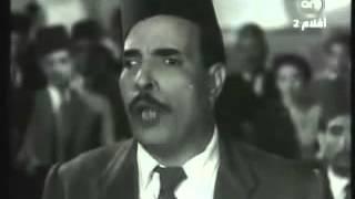 مرافعة عبد الفتاح القصري أمام المحكمة