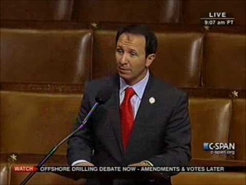 Rep Jeff Landry Speaks on Restarting American Offshore Leasing 050511 2