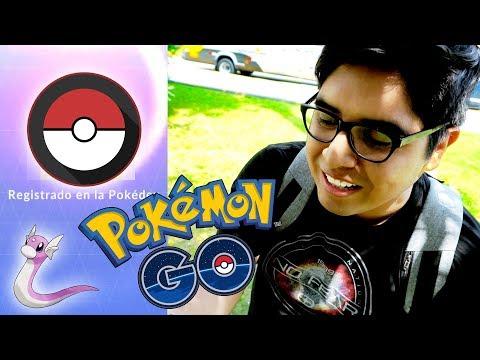¡REGISTRANDO NUEVO POKEMON! EVOLUCIONES COMO LOCO POR DRATINI & ¿Shiny 100%? | Pokemon GO thumbnail
