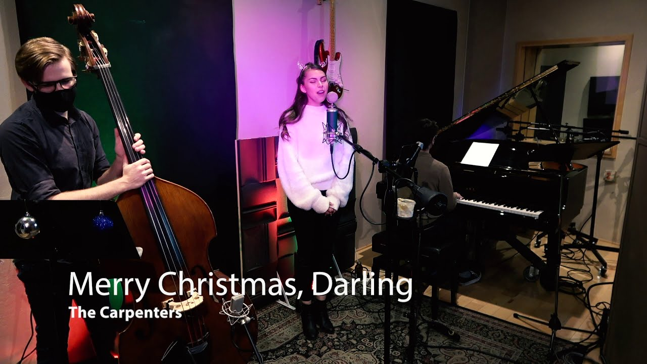Merry Christmas, Darling by The Carpenters COVER