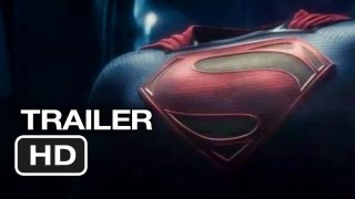 Man of Steel Official Trailer #2 (2013) - Superman Movie HD