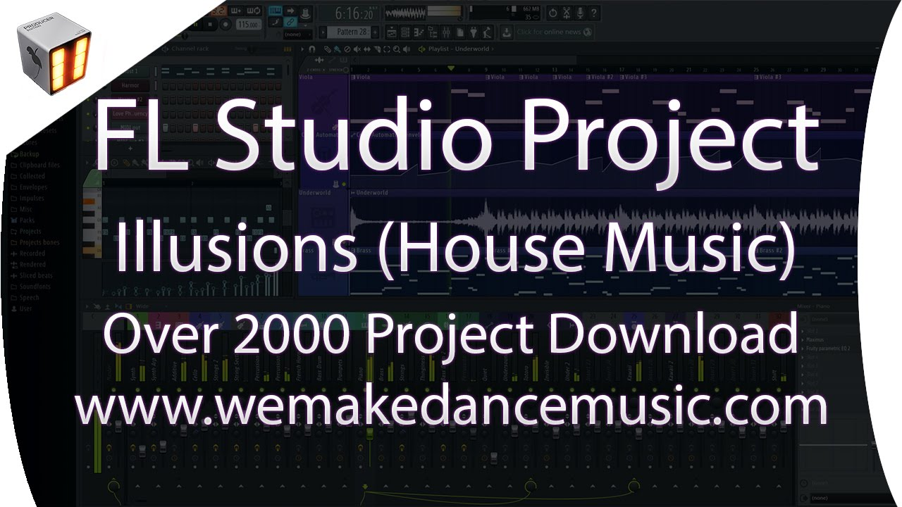 House music project