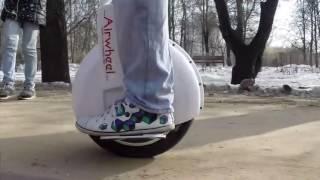 видео Моноколесо Airwheel Q3