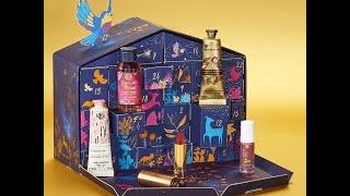Адвент календарь от ИВ РОШЕ Yves Rocher с большой скидкой Парфюм в подарок