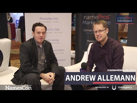 Interview: Andrew Allemann of Domain Name Wire