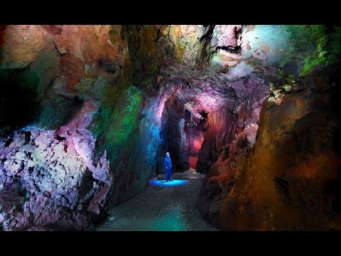 Masson Caves - Heights of Abraham - Matlock Bath