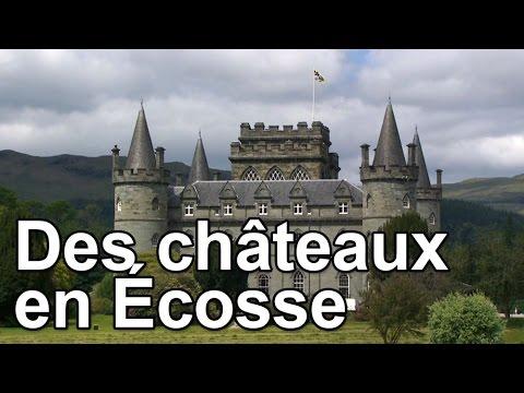 Des châteaux en Écosse