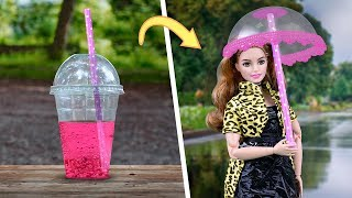 15 Clever Barbie Hacks And Crafts / Eco-Friendly Ideas