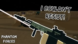 Roblox Phantom Forces - I Couldn't Resist! - #54 - Live Commentary