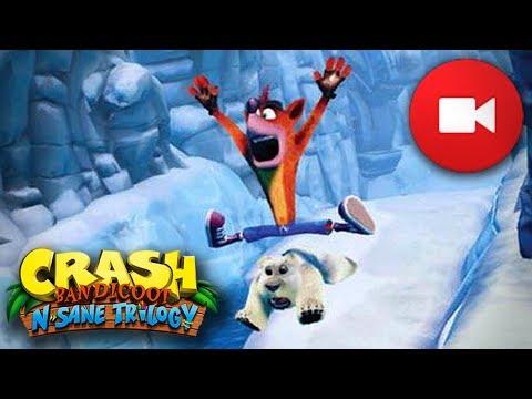 SPEEDRUN DESASTRADO (SEGUNDO GAME) | CRASH BANDICOOT N. SANE TRILOGY