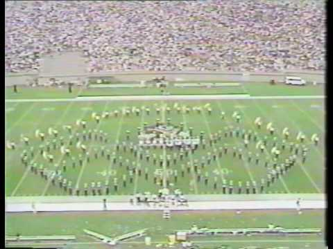 1995 ECU Marching Pirates - The Sun Show