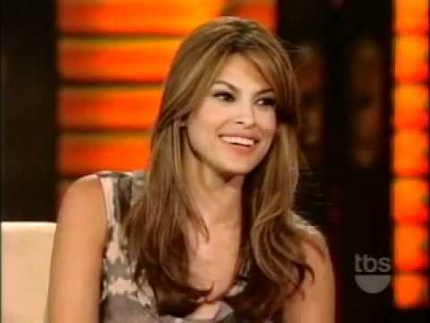 Eva Mendes New Interview Sex Tape Lopez Tonight Mp 2010 Hq Youtube