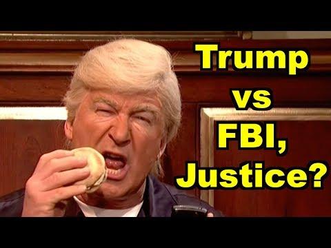 Trump vs FBI, Justice? - Alec Baldwin, Adam Schiff & MORE! LV Sunday LIVE Clip Roundup 250