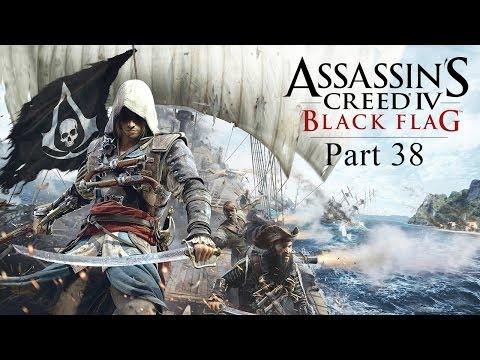 Assassin's Creed 4 Black Flag Walkthrough Pt 38 - Burgess & Cockram