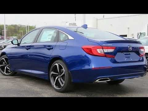 2019 Honda Accord Sport in Fairfield, OH 45014