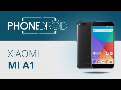 Présentation du Xiaomi Mi A1