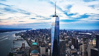 360° video tour of the One World Observatory