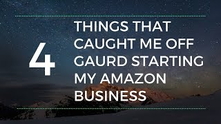 Selling Your Products On Amazon FBA, What To Expect!