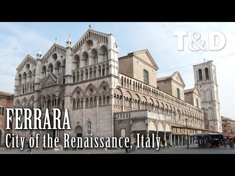 Ferrara Tourist Guide 🇮🇹 Italy Best Cities - Travel & Discover