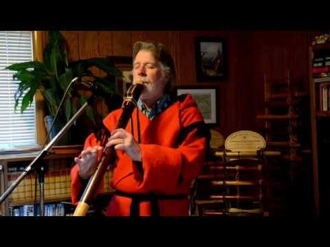 Silent Night performed by Brent Adams on the Native American Style Flute