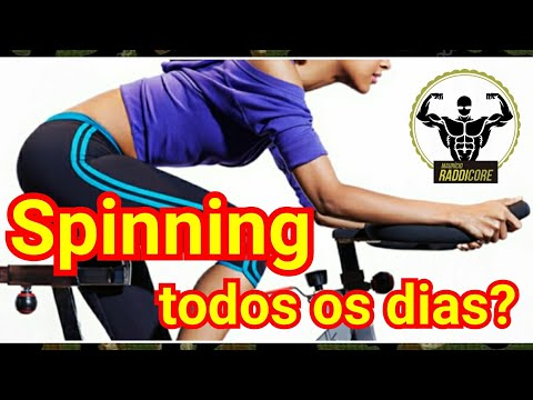 Posso Fazer Spinning Todos Os Dias? Musculação 🏅 RADDICORE ®