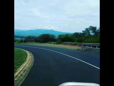 Road trip from karatu, Manyara national park to Arusha Tanzania 🇹🇿 #Niceview