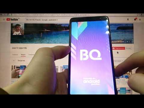FRP BQ 6010 Practic Сброс Google аккаунта 1 способ